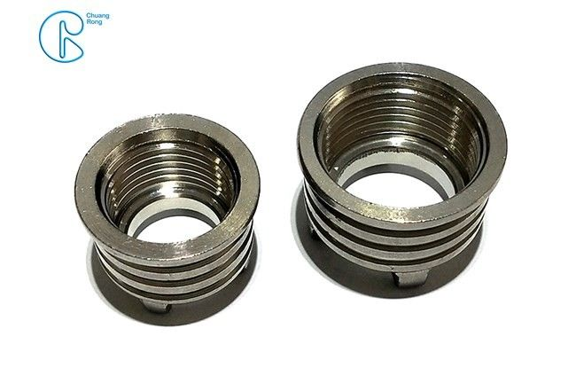 Stainless Steel Inserts Fitting AISI 201 Steel Materials Screw Fittings Union