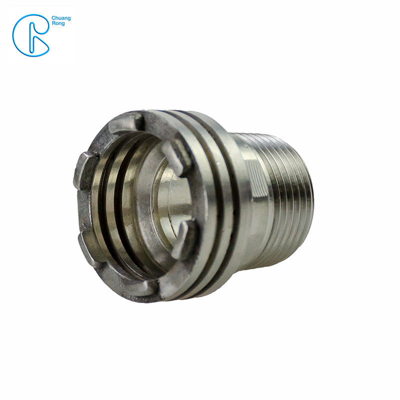 Stainless Steel Inserts Threaded Tools For Making PE And PP Fittings